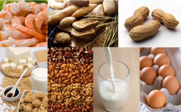 Allergic Food