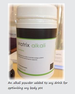 Matrix Alkali