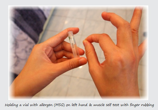 Finger Rubbing