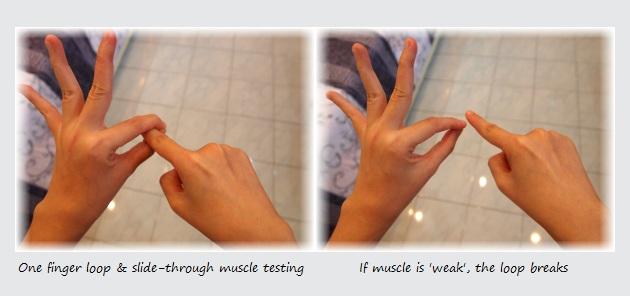 One Finger Slide