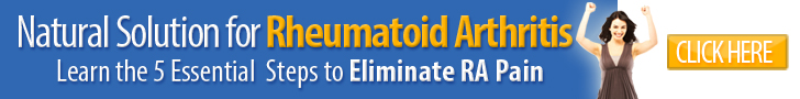 paddison program for rhematoid arthritis