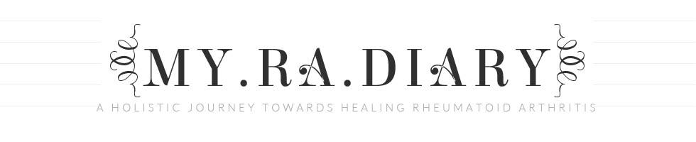 My Rheumatoid Arthritis Diary